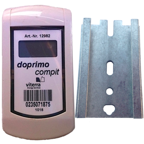 USED - ISTA DOPRIMO COMPIT electronic heat cost allocator