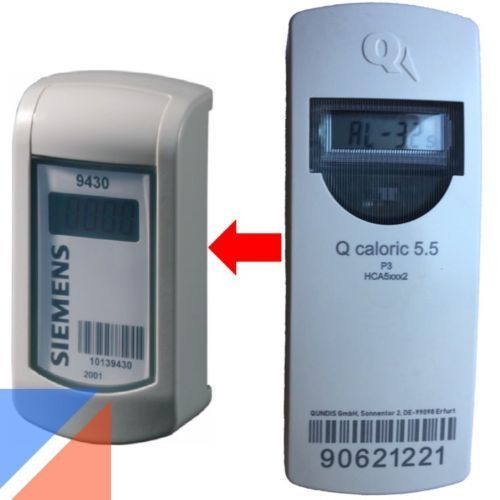 NEW QUNDIS Q Caloric 5 Heat Cost Allocator