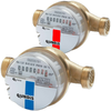 mechanical water meter 80 110 mm Qp 1,5 Q3=2,5, validation 2020